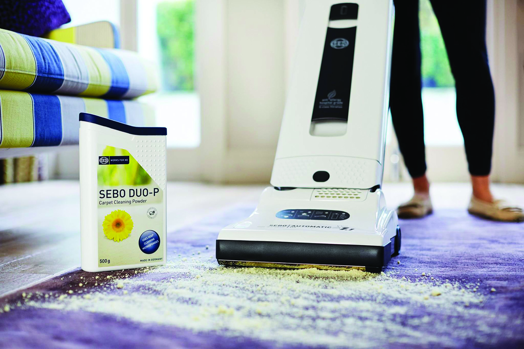 Five reasons to take better care of your carpet