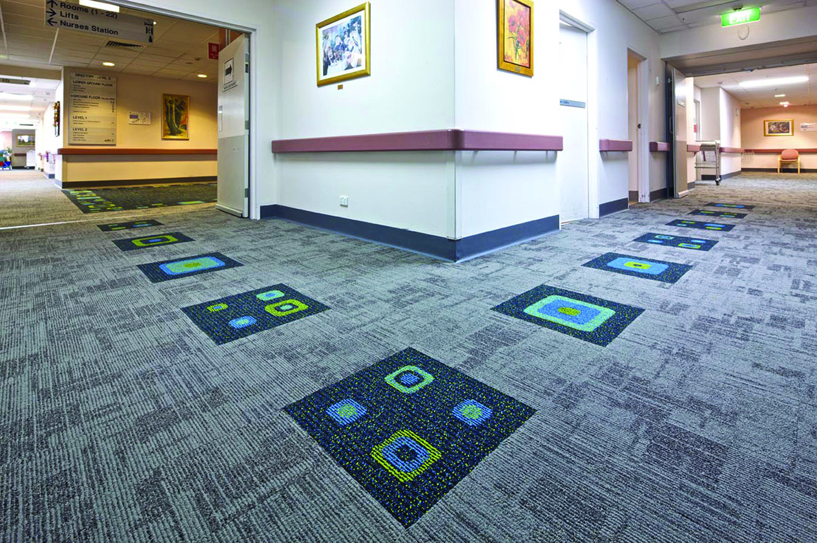 How to clean Flotex in Aged Care